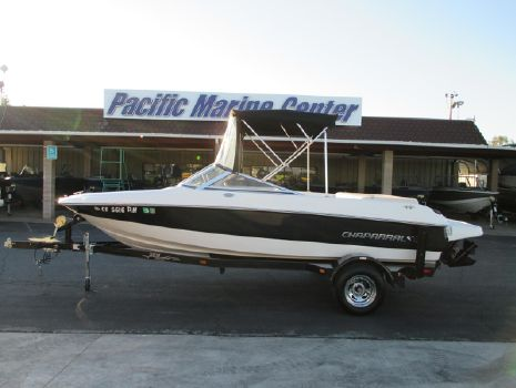 2007 Chaparral 180 SSI   ONLY 93 HOURS