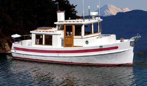 1986 Nordic Tugs 26
