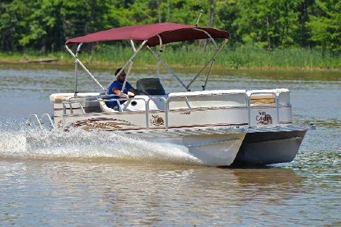 2010 G3 Boats SunCatcher 188 Cruise
