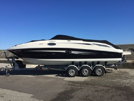 2010 Sea Ray Sundeck 260