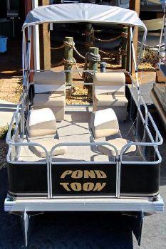 2015 PONDTOON Fish & Crusie