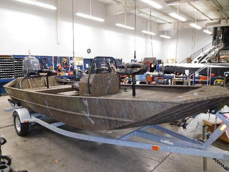2016 G3 Boats 1860 CCJ