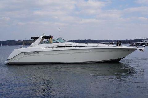 1993 Sea Ray 500 Sundancer