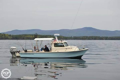 1989 Parker 25 Sport Cabin 1989 Parker Marine 25 Sport Cabin for sale in Bow, NH