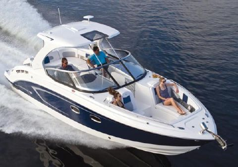 2012 Chaparral 327 SSX Manufacturer Provided Image