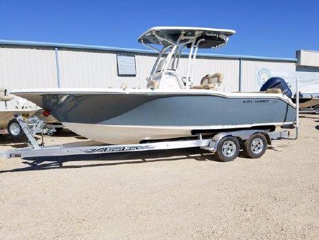 2018 Key West Boats 239FS