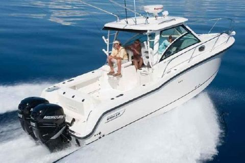 2006 Boston Whaler 285 Conquest
