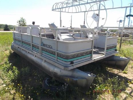 1992 Northwoods Pontoon