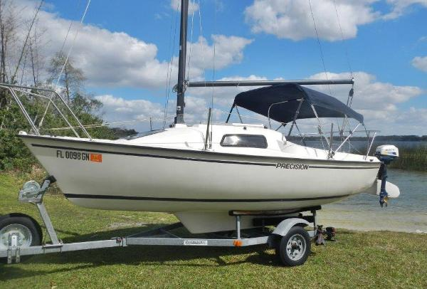 Trailerable 16-20' for 2' of water - Page 6 - SailNet Community