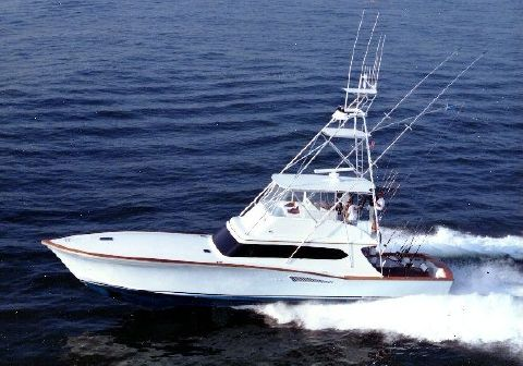 1996 Custom Carolina Island Boat Works Sportfish 1996 57' Custom Carolina Island Boat Works Sportfish