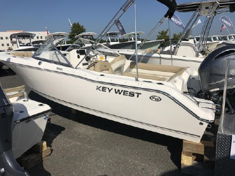 2018 Key West Boats, Inc. 203DFS