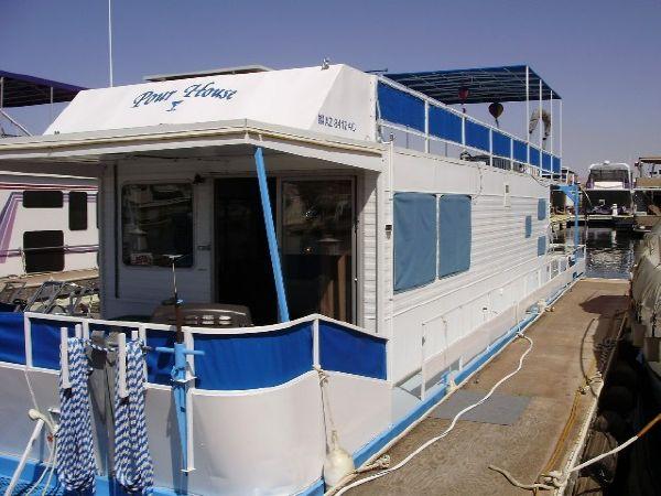 1978 Kayot Houseboat