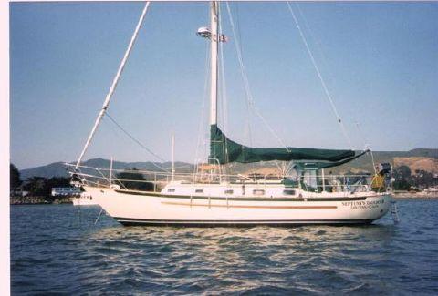 1998 Pacific Seacraft Voyagemaker 34