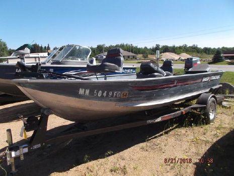 1988 Bass Tracker Fishing Boat
