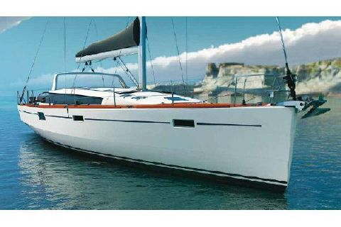 2012 Beneteau Sense 50 Manufacturer Provided Image