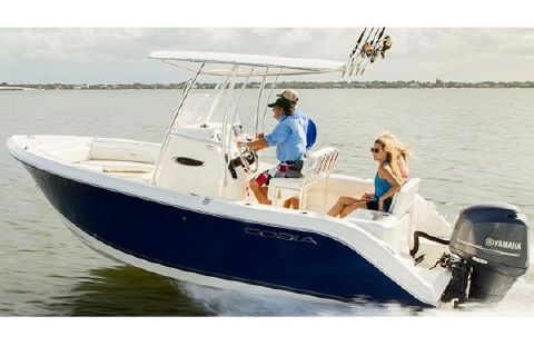 2016 Cobia Boats 201 Center Console Manufacturer Provided Image