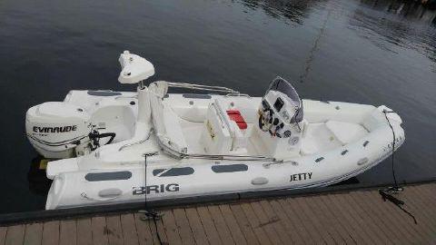 2013 Brig Inflatables Eagle 580