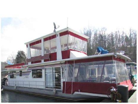 1988 Sumerset Houseboats 14 X 60 Sumerset