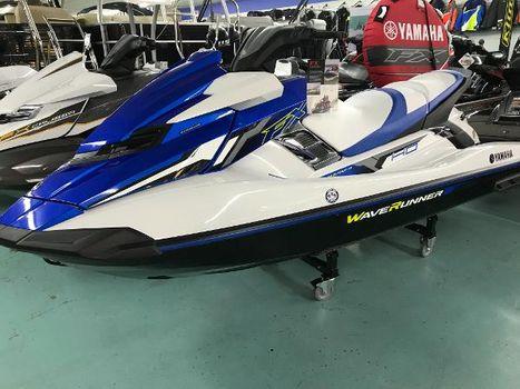 2018 Yamaha WaveRunner Yamaha FX HO