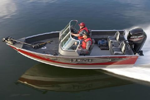2016 Lund 1775 Impact Sport Manufacturer Provided Image