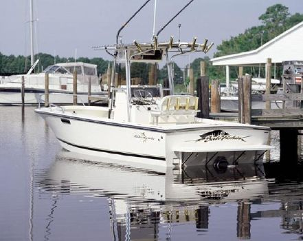 2004 Albemarle 242 Center Console Manufacturer Provided Image