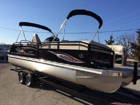 2016 J C Mfg Inc 25 NepToon TT Sport