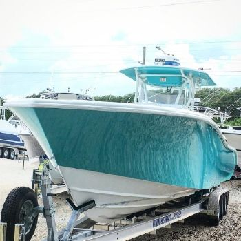 2009 Yellowfin 36 Offshore