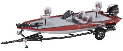 2017 G3 Boats SPORTSMAN 19 CARPET (RED)