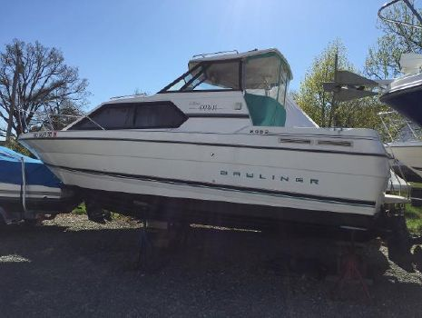 1996 Bayliner 2452