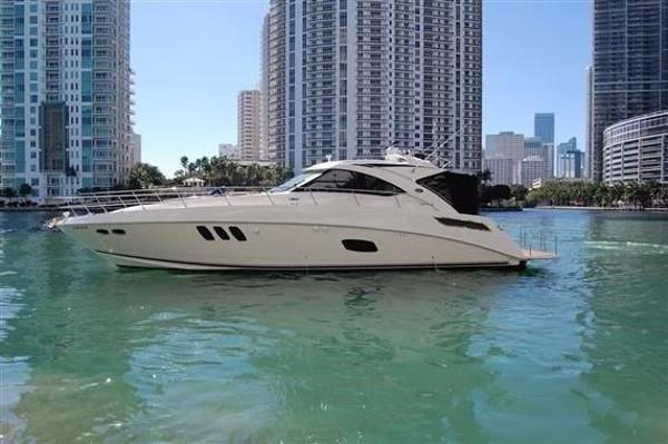 2011 Sea Ray 540 Sundancer Sea Ray Profile