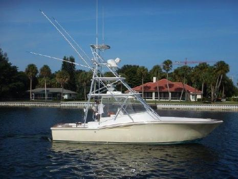 2004 Egg Harbor 35' Predator Express 2004 35 Egg Harbor Predator