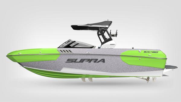 2017 Supra SA 400 w/ Swell Surf