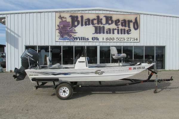 2008 G3 BOATS Deluxe Jon - 1652 CC DLX