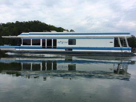 1997 Stardust 16 X 77 Houseboat