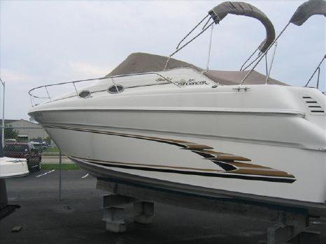 1998 Sea Ray Sundancer 270