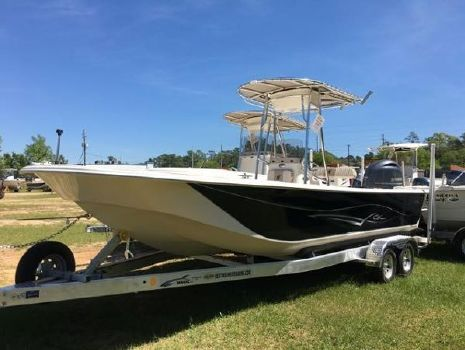 2016 Carolina Skiff 238 DLV Center Console