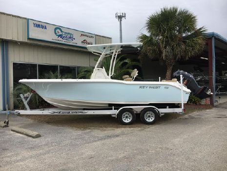 2017 Key West Boats, Inc. 239FS