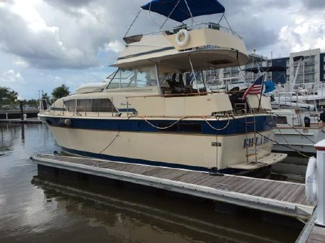 1983 CHRIS - CRAFT 410 Commander