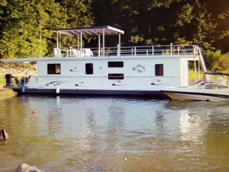 1976 Stardust Cruisers 12x62 Houseboat