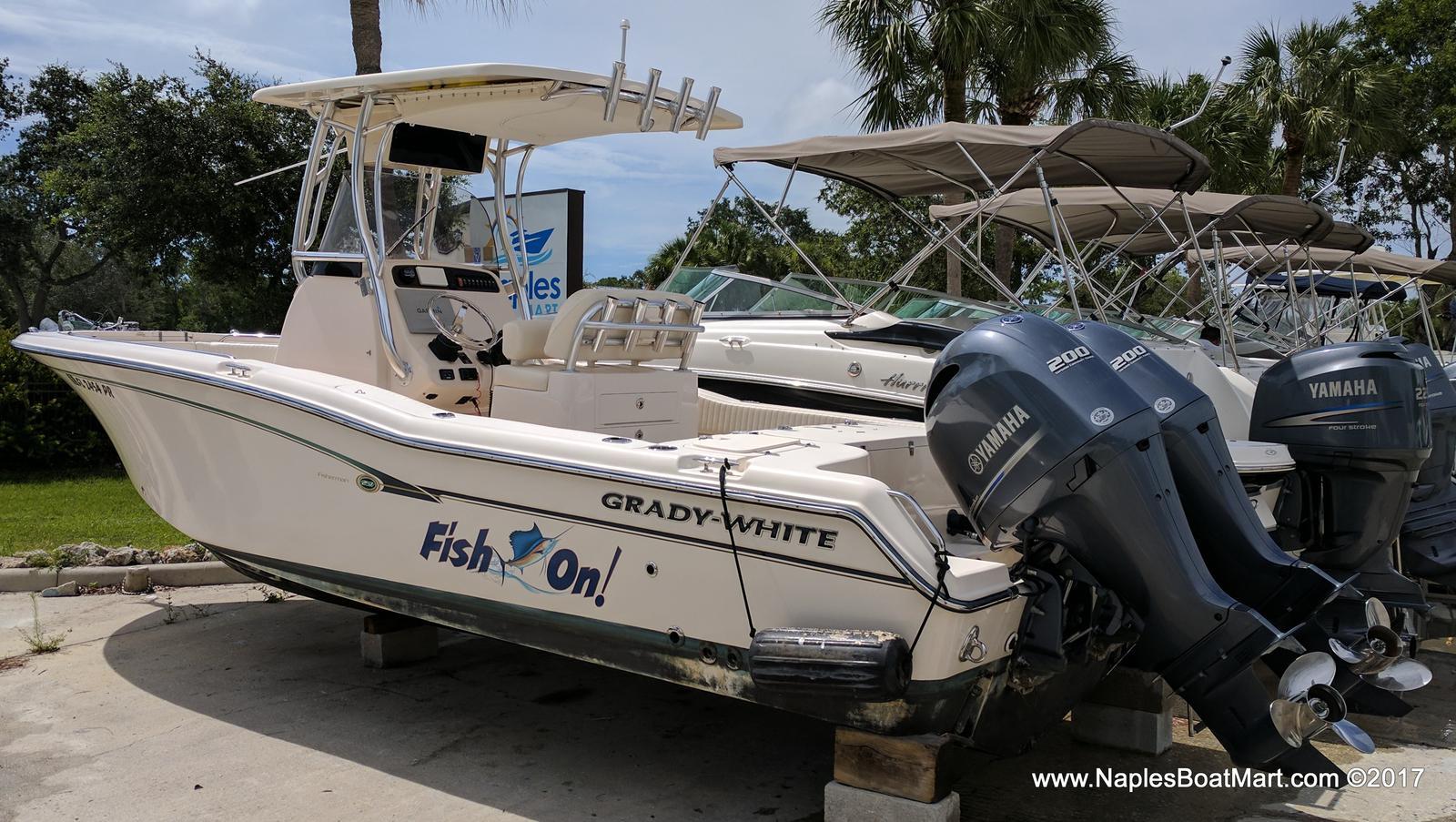 2014 Grady-White Fisherman 257