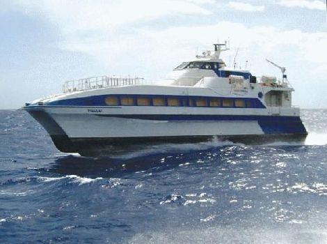 1992 Foilcat High Speed Ferry
