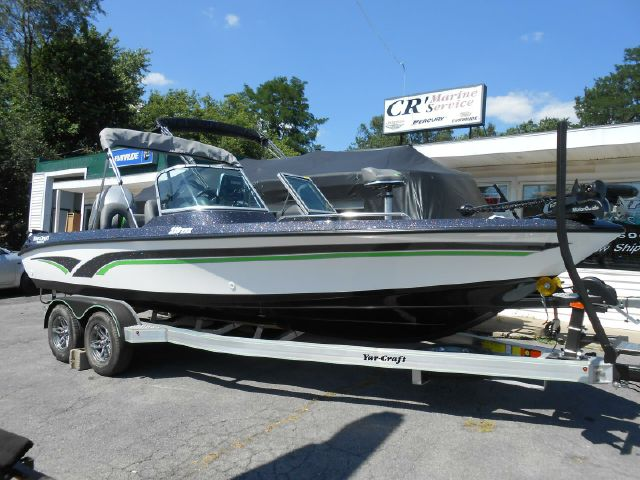Used Yar Craft  Tfx For Sale
