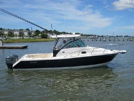 2010 Pursuit 285 Offshore