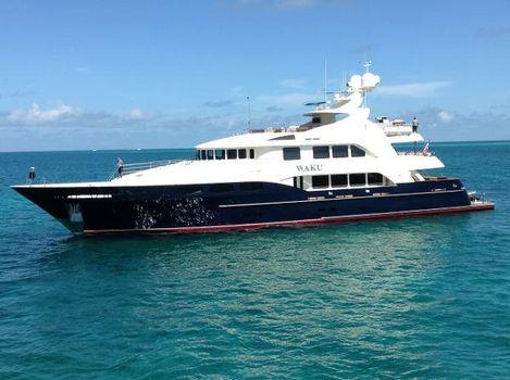"""2009 Trinity Tri Deck Motor Yacht 141' Trinity """"WAKU"""""""