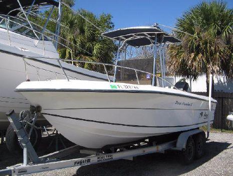 1998 Angler Boats 204cc