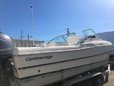 2013 Carolina Cat 230DC
