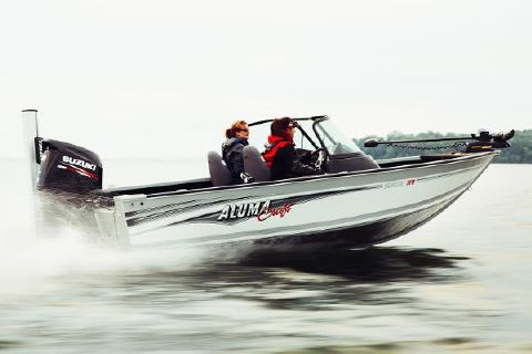 2018 Alumacraft Competitor 175 Sport Manufacturer Provided Image