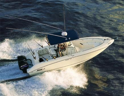 2003 Boston Whaler 270 Outrage Manufacturer Provided Image