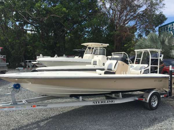 2015 Sterling Boats 200XS