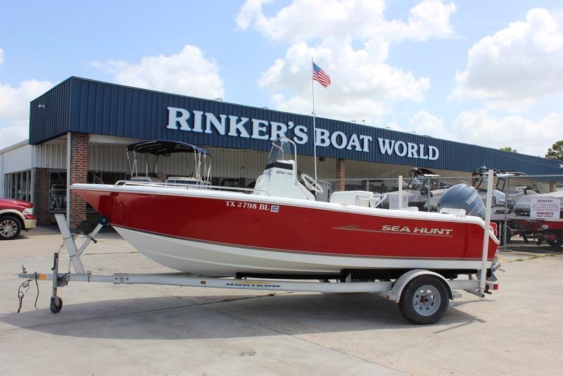 2011 Sea Hunt Triton 188